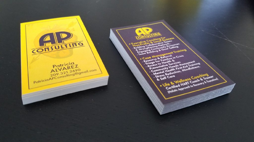 ap consulting cards