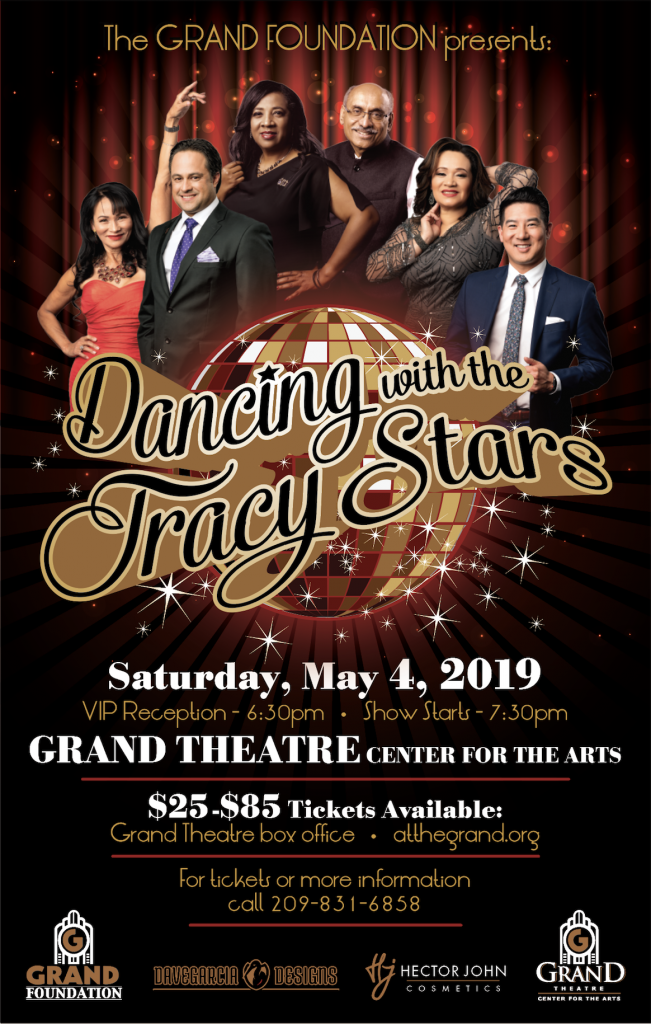 2019 dwts poster