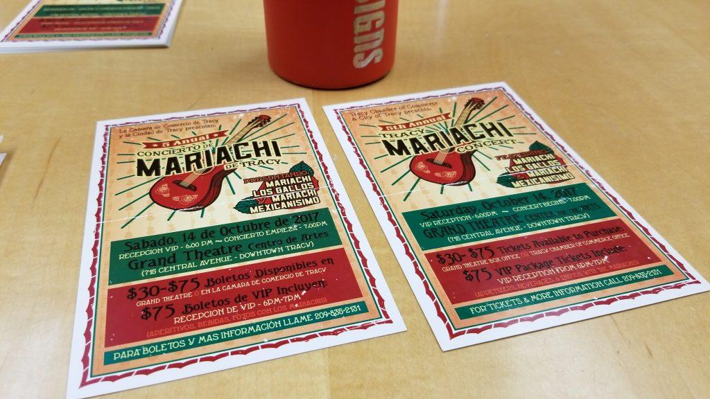 mariachi postcards