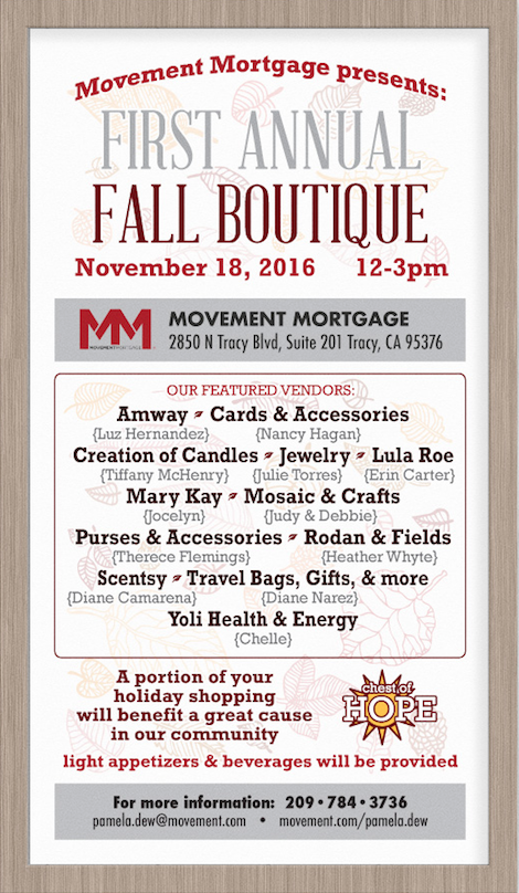 fall boutique