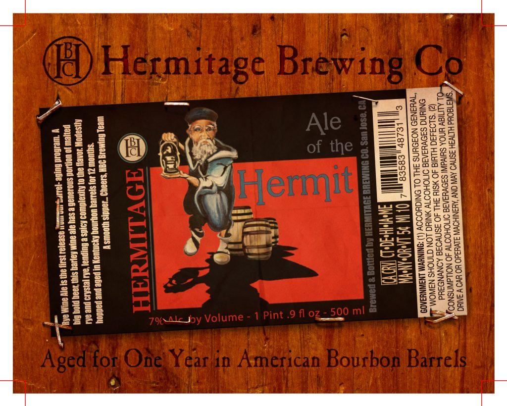 barrel-aged hermit