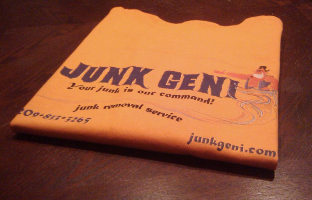 junk geni shirt