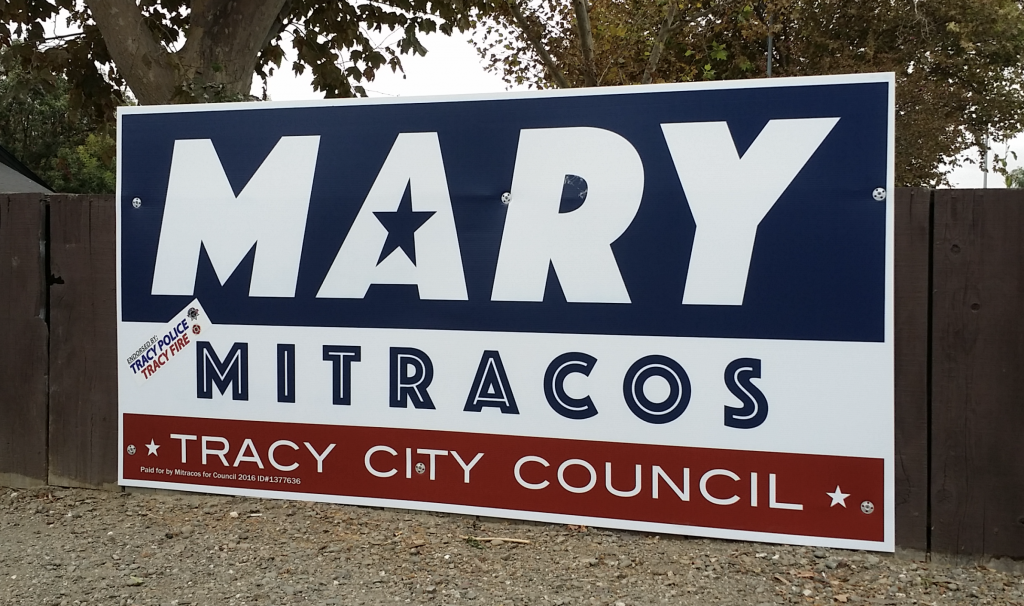 mary city council sign