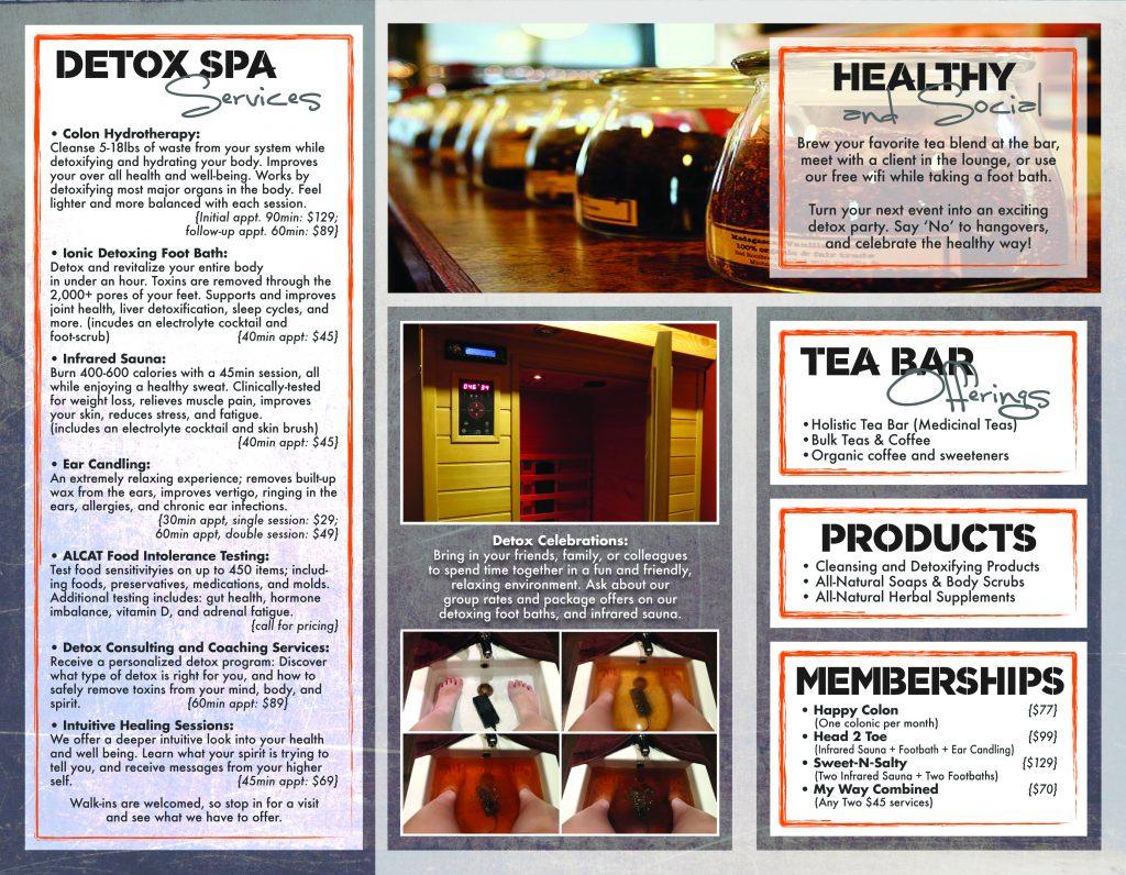 mydetox brochure in