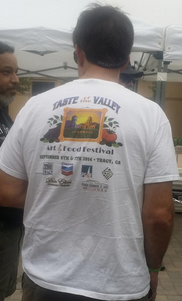 taste of valley shirt
